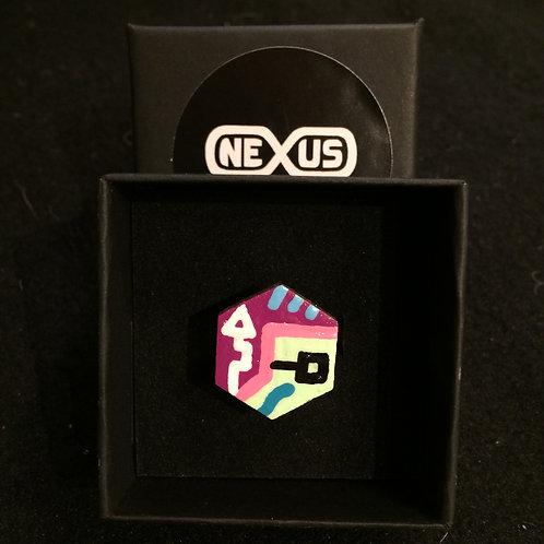 "Ring #18 - .75"" Hexagonal"