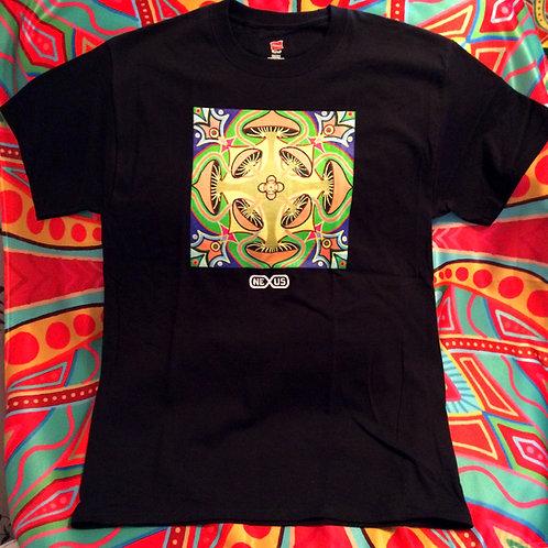 """""""MUSHROOM MANDALA"""" T-Shirt"""