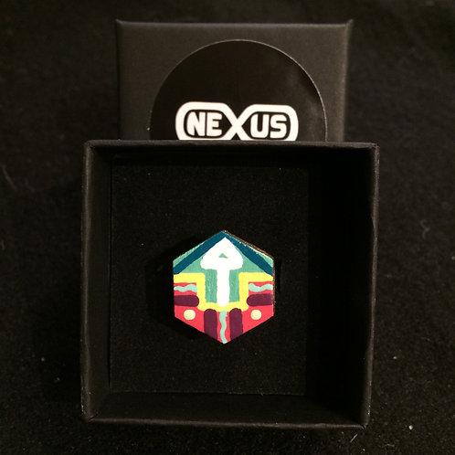 "Ring #16 - .75"" Hexagonal"