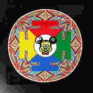 Mickey Mouse mandala Blind Devotion