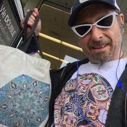 Adam Tote Bag + Shirt