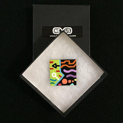 """Magnet #20 - 1.75"""" Square"""