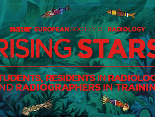 Rising Stars Party @ECR 2019 hosted by Young Radiologists