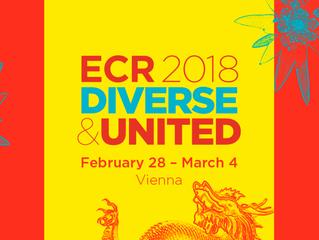Kongressstipendien für den ECR 2018 in Wien