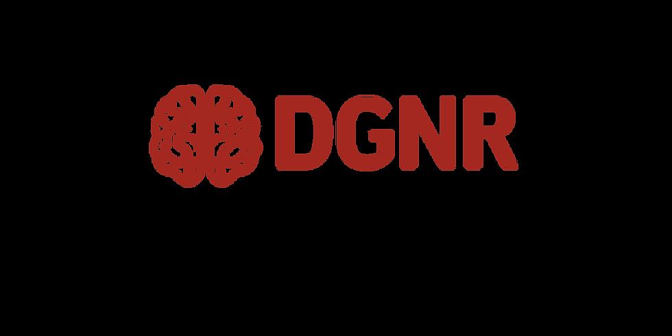 Vor Ort auf dem DGNR 2018 in Frankfurt - Kongress- und Interventionsstipendien