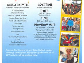 GECAC Summer Camp