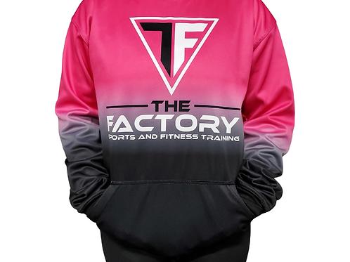 The Factory Pink Hoodie