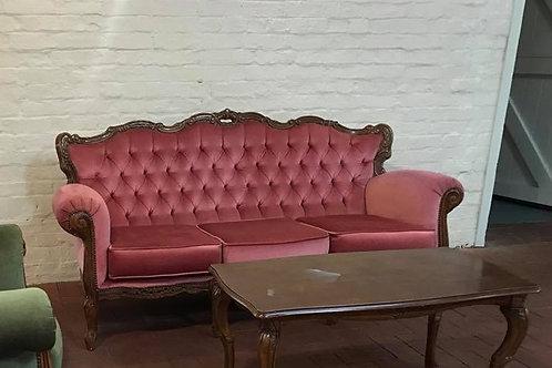 Crystal sofa