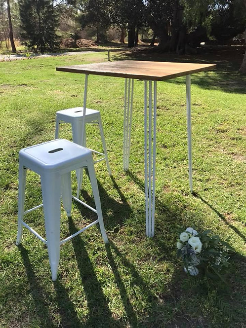 Hairpin high table