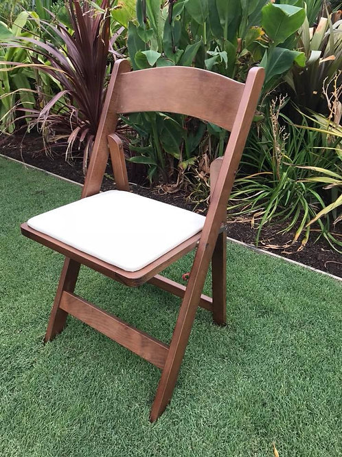 Americana chair - timber