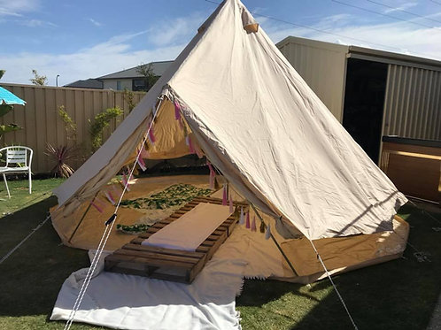 6m Bell tent