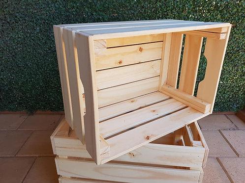 Birch crate