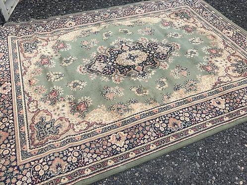 XL - green rug