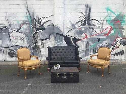 Gentleman's sofa
