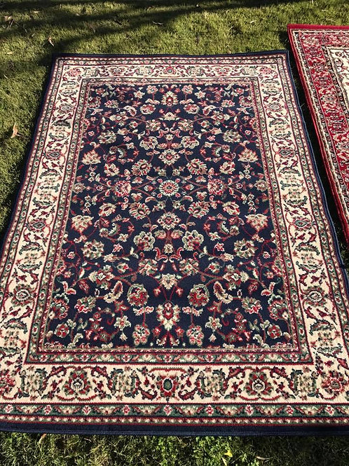 L - Blue/reg/green rug