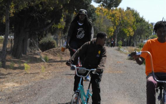 20140920 Scraper bikers on trail.JPG
