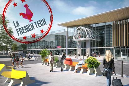 Tangram Urbanblock - Labélisé French Tech !