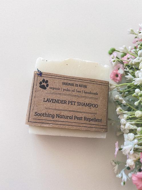 Lavender Pet Shampoo