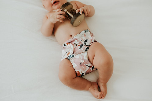 Bare + Boho V2 All in Two Nappy Bundle