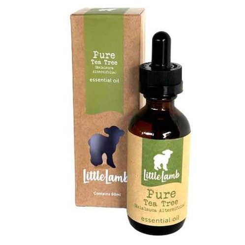Little Lamb Tea Tree Essential Oil 60ml