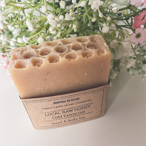 Local Raw Honey Hand & Soap Bar