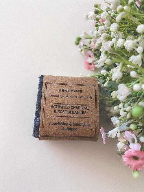 Rose Geranium Shampoo