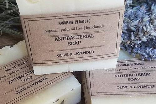 Antibacterial Soap - Olive & Lavender