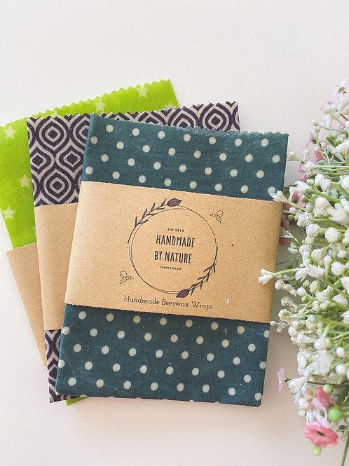 Handmade Beeswax Wraps