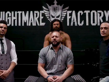 THE FACTORY EMBODIES PRO WRESTLING SUCCESS
