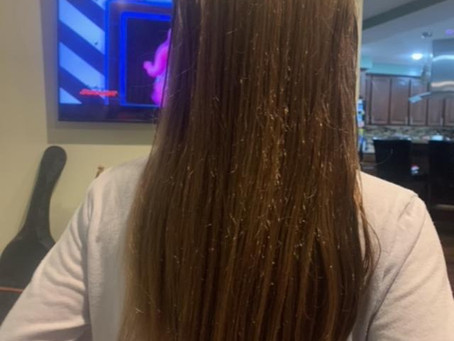 Madison Hair Cut for Donation