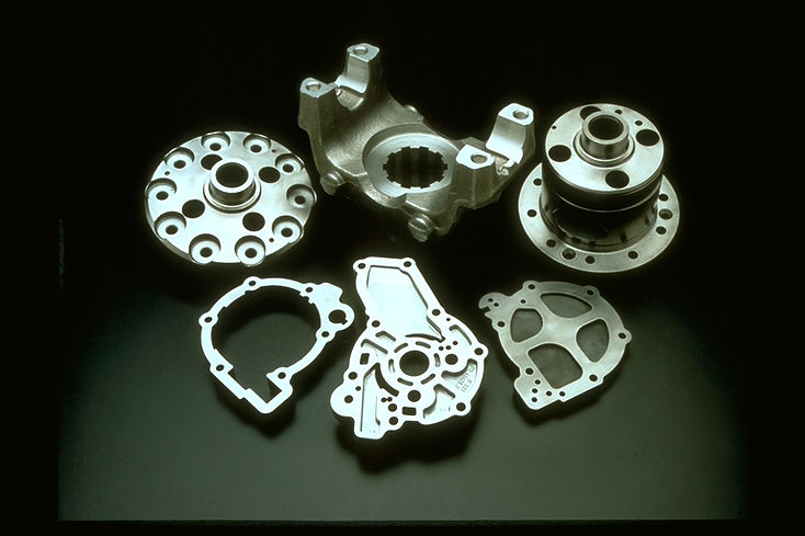 Multi Spindle Drilling Samples