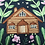 Thumbnail: Moon Glade Cabin Embroidery Kit