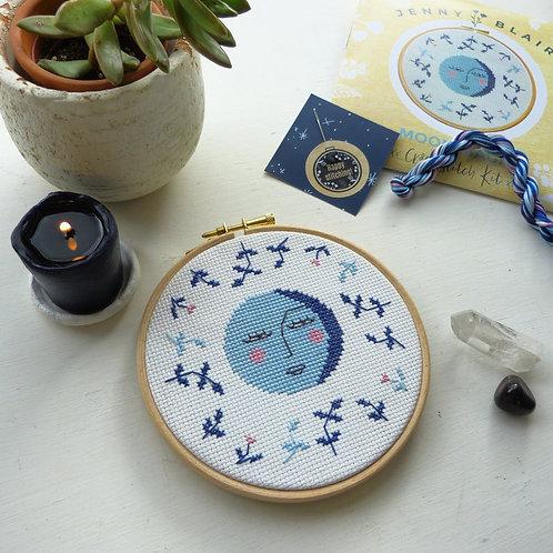 Moon Magic Cross Stitch Kit