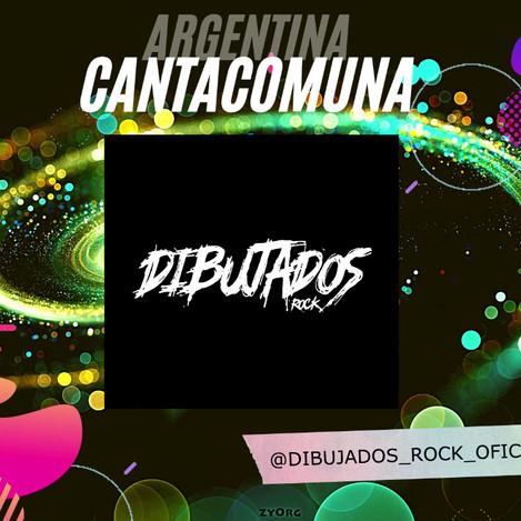DIBUJADOS ROCK