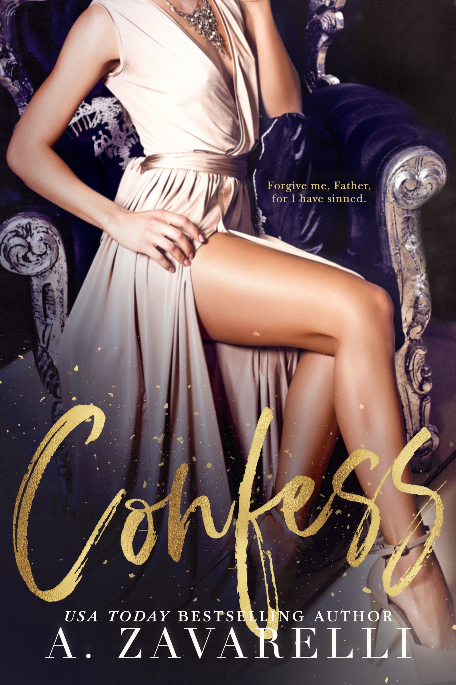 Confess: Sin City Salvation #1