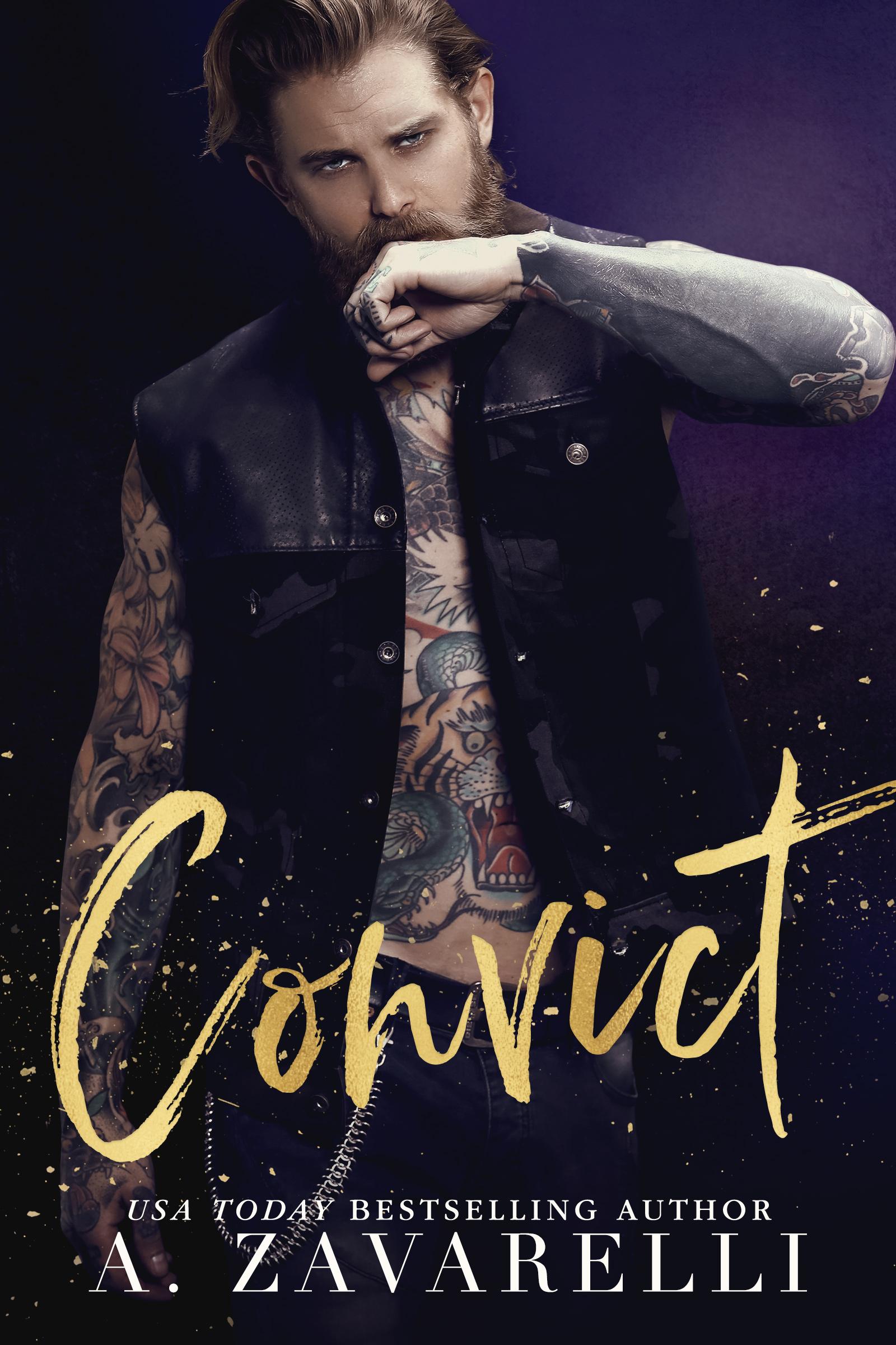 CONVICT: A Dark Romance (Sin City Sa