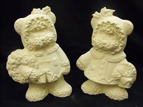 Gingerbread Bear Set