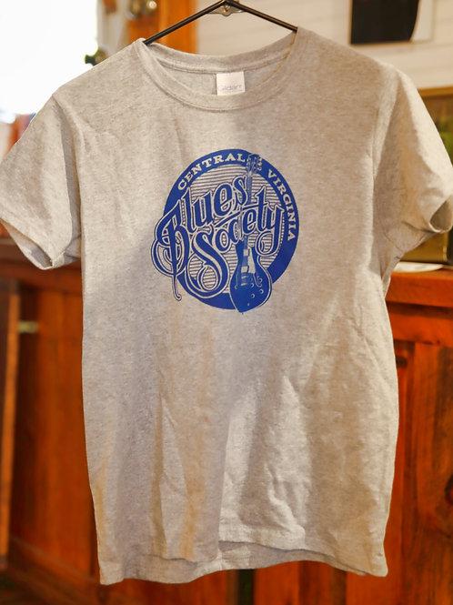 CVBS T-shirt Mens/Unisex (Gray Only)