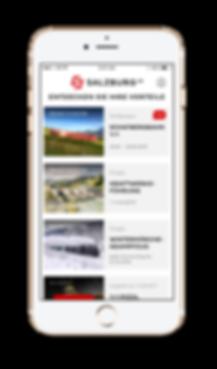 Salzburg Gutscheine mobile App