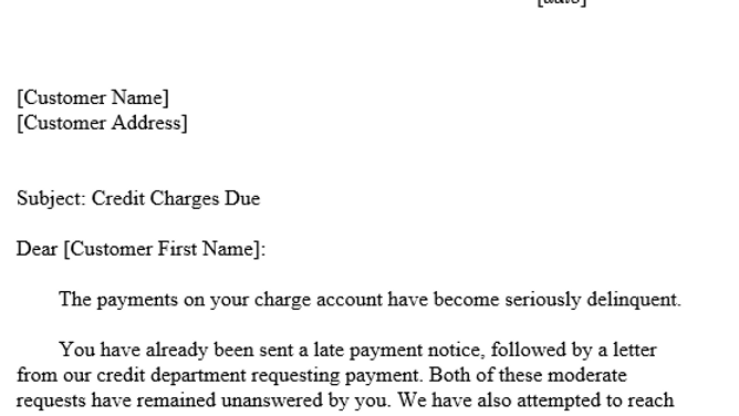Reporting to Credit Bureau