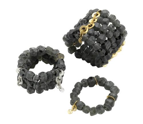 NERO bracelets copia