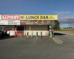 Lunch Bar A
