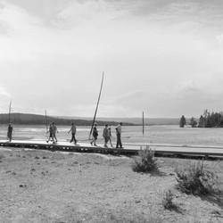 Shore Yellowstone