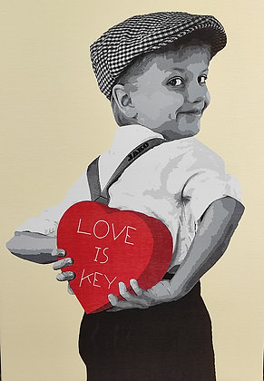 Love Is key - speciale San Valentino ♥️