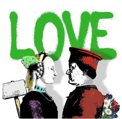 Mart Signed - LOVE