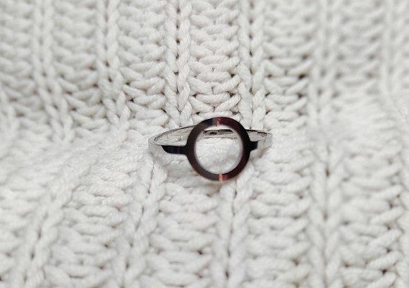 GRAZIA anello silver