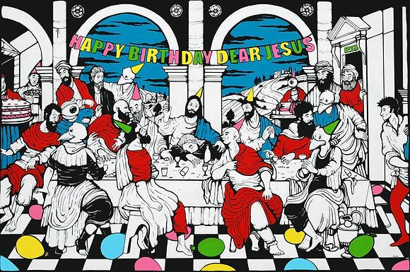 Happy birthday dear Jesus