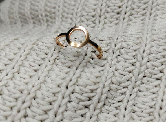 GRAZIA anello rose gold