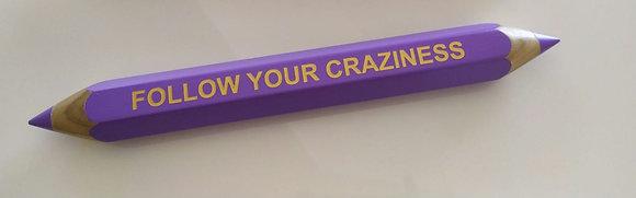 Follow your craziness - Fabiano Speziari
