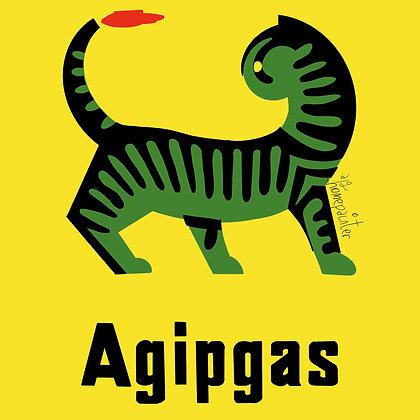 Agipgas - Homepainter
